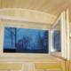 Размер окна в бане