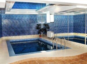 Бассейн в бане: как сделать бассейн в бане своими руками, пошаговая инструкция как построить бассейн на улице около бани