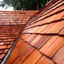 Деревянная кровля из досок: деревянное покрытие крыши