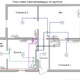 Как правильно крепить кабель канал к стене и потолку? Инструкция  Видео